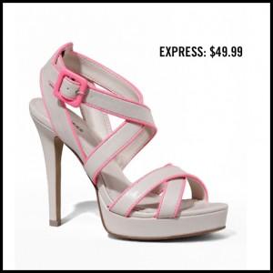 Express Strappy Sandal
