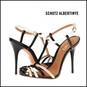 Schutz Albertinye Strappy Sandal