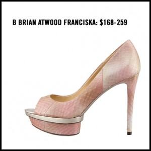 B Brian Atwood Franciska