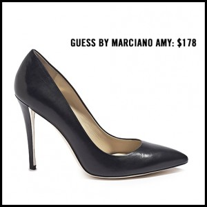 Guess by Marciano Amy Pump YSL Double-Take