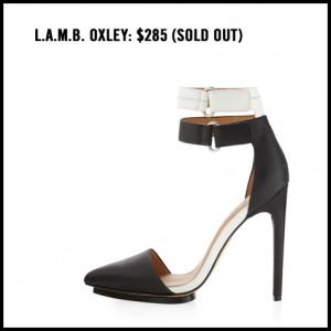 L.A.M.B. Oxley