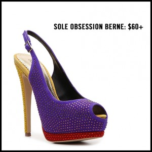 Sole Obsession Berne Crystallized Pump Giuseppe Zanotti Double-Take