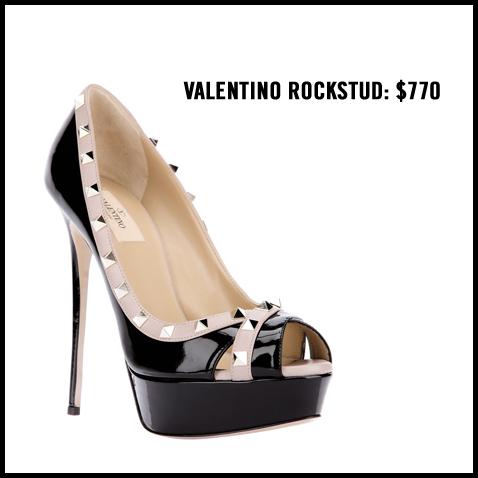 Valentino-Rockstud-Peeptoe-Pump