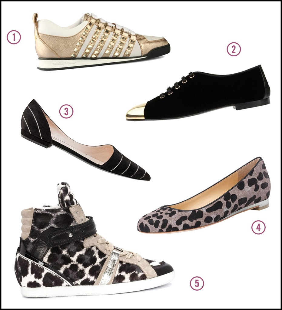 Fall-2013-Shoe-Trends-Flats-and-Sneakers