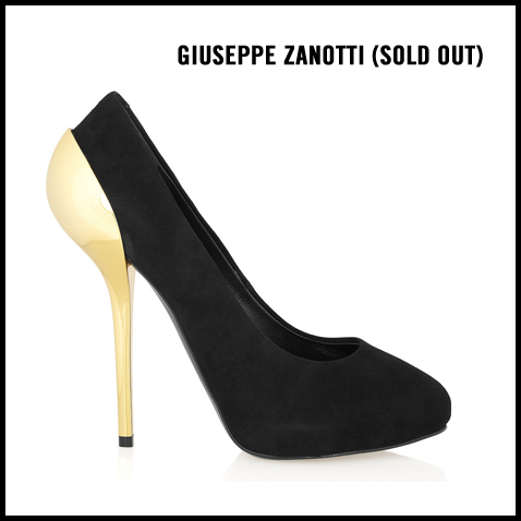 Giuseppe-Zanotti-Gold-Metal-Heel-Pump