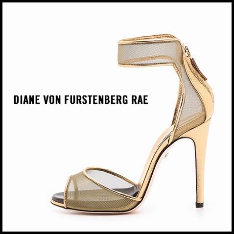 Diane-von-Furstenberg-Rae-Gold-Mesh-Sandal