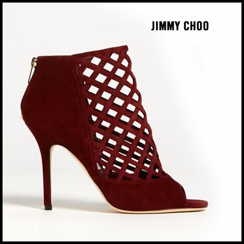 Jimmy-Choo-Drift-Lattice-Cut-Out-Bootie