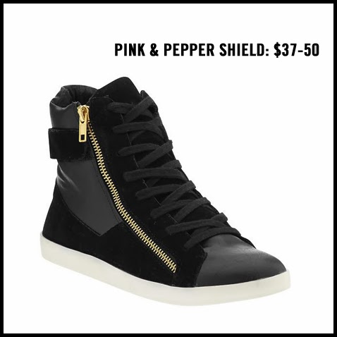 Pink-amp-Pepper-Shield-High-Top-Sneaker-with-Zipper