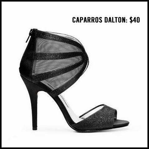 Caparros-Dalton-Glitter-and-Mesh-Heels