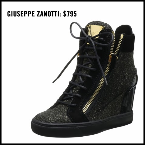 Giuseppe-Zanotti-Black-and-Gold-Wedge-Sneaker-with-Zipper