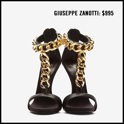 Giuseppe-Zanotti-Chain-Strap-Sandal