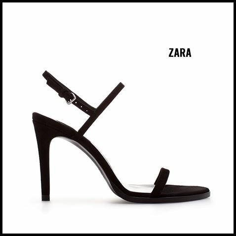 Zara-Suede-Ankle-Strap-Sandal