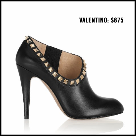 Valentino-Studded-Ankle-Boot