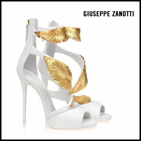 Giuseppe-Zanotti-White-Sandals-with-Gold-Leaf-Detail