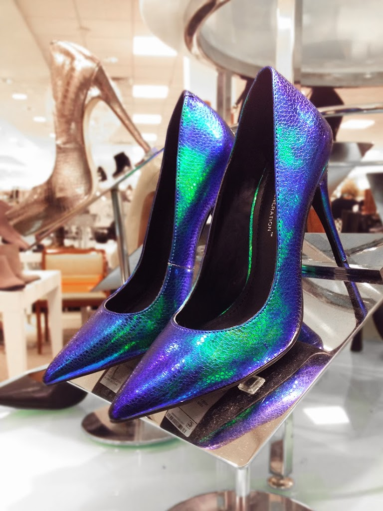 BCBGeneration-Oslo-Blue-Iridescent-Shimmer-Pump