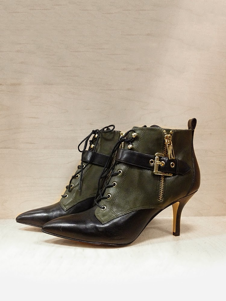 MICHAEL-by-Michael-Kors-Brena-Ankle-Boot-Green-and-Black