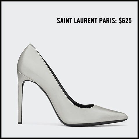 Saint-Laurent-Paris-White