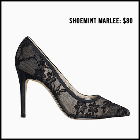 ShoeMint-Marlee-Black-Lace-Pump