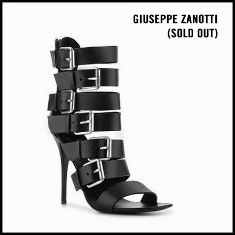 Giuseppe-Zanotti-Buckled-Sandals