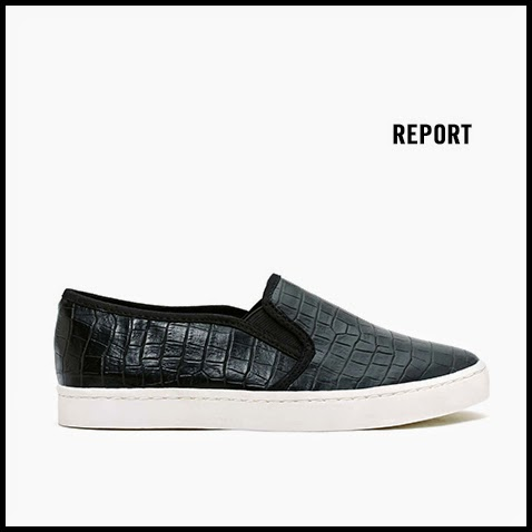 2736e771840787 Report-Keelin-Embossed-Black-Slip-On-Sneaker