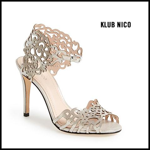 Klub Nico Moxie Floral Sandal